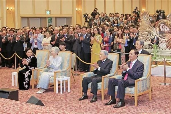 Vietnam-Japan diplomatic ties,Vietnam politics news,Vietnam breaking news,politic news,vietnamnet bridge