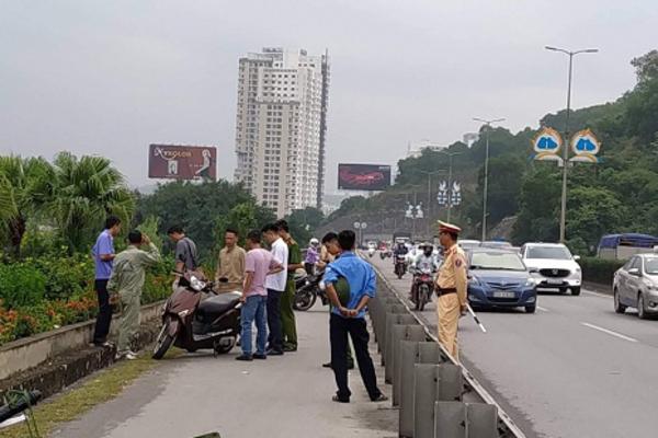 Bắt nghi phạm đâm chết người phụ nữ trên cầu Bãi Cháy