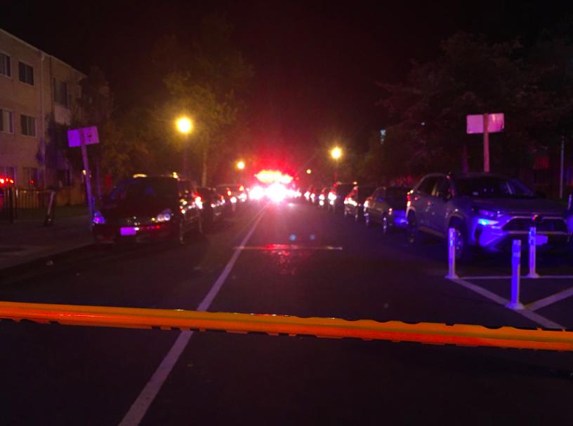 Xả súng chết người gần Nhà Trắng