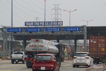 Trạm BOT xa lộ Hà Nội thu phí lại sau 2 năm dừng