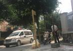 Bảo vệ chết với nhiều vết thương trong khu đô thị Dương Nội