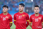 Danh sách tuyển Việt Nam: Mạc Hồng Quân, Huy Toàn được gọi