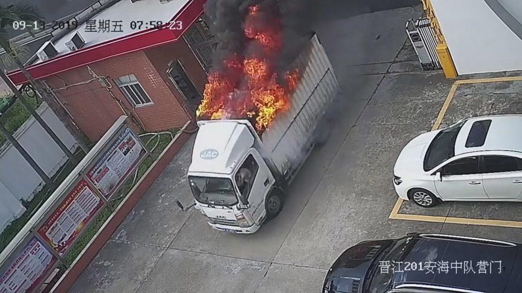 cháy ô tô,cháy xe,tai nạn giao thông