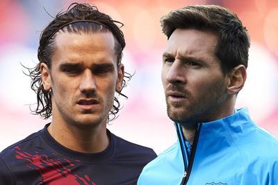 Barca hỗn loạn, Messi dằn mặt Griezmann