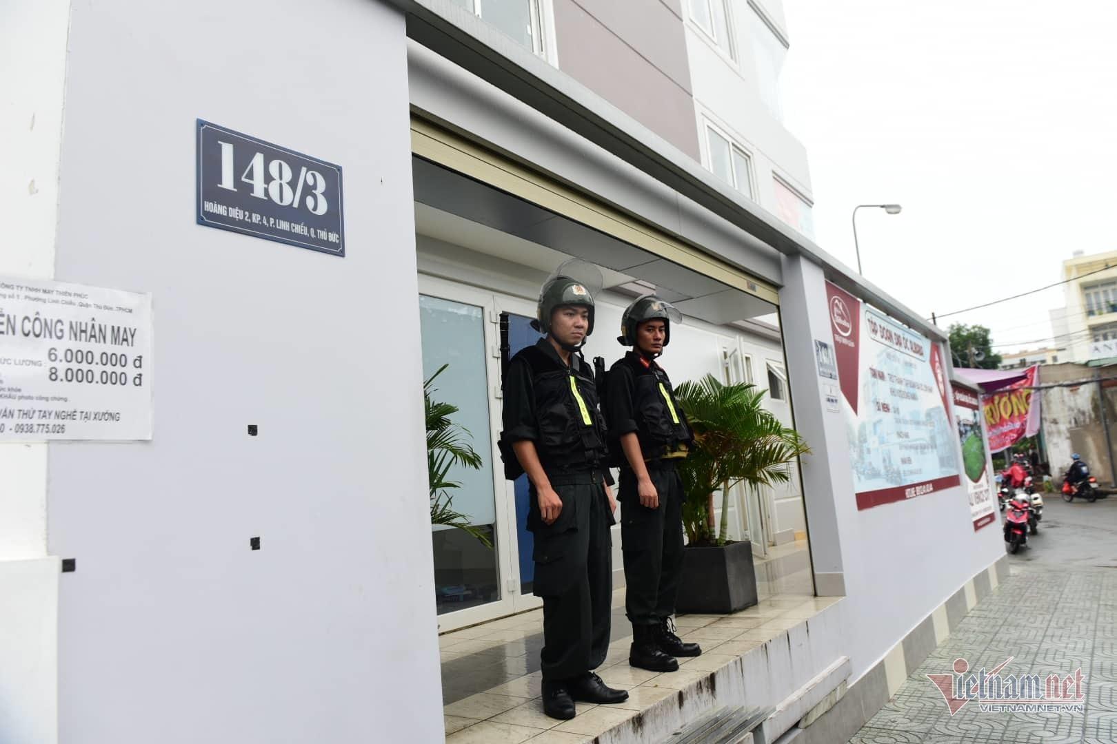 Địa ốc Alibaba,Nguyễn Thái Luyện,lừa đảo,Công ty địa ốc Alibaba,chiếm đoạt tài sản