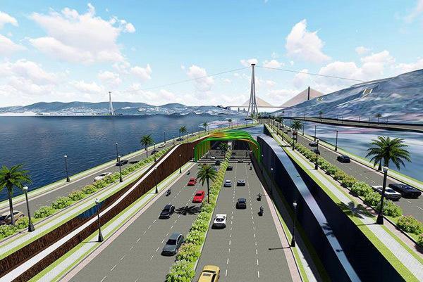 BĐS Hạ Long hưởng lợi từ dự án hầm đường bộ xuyên vịnh Cửa Lục