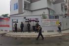 Khám xét địa điểm Chiến Binh Thép của công ty địa ốc Alibaba ở TP.HCM