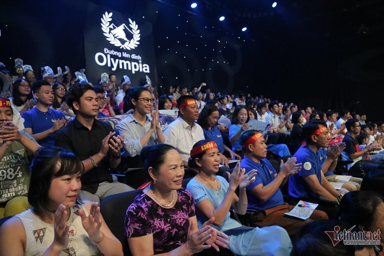 Olympia năm 2019,đường lên đỉnh Olympia,thí sinh Olympia,quán quân Olympia