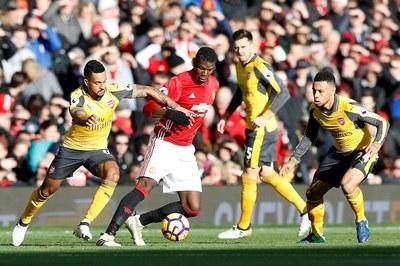 Lịch thi đấu vòng 7 Ngoại hạng Anh: MU đại chiến Arsenal