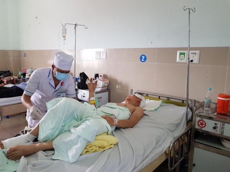 Bệnh viện quận Sài Gòn lần đầu mổ não cứu sống nạn nhân tai nạn giao thông