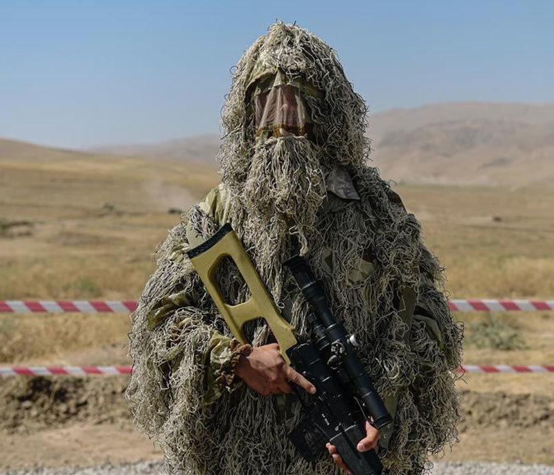 Hình ảnh 128.000 lính Nga – Trung - Ấn tập trận khủng