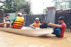 Giám đốc thủy điện Trị An bác cáo buộc xả lũ gây ngập lụt