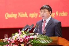 Trao quyết định chuẩn y chức vụ Bí thư Tỉnh ủy Quảng Ninh