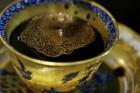 Cốc cà phê hơn 20 triệu, làm từ hạt cà phê ủ trong 22 năm