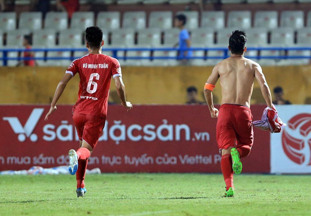 Viettel vs Bình Dương,TPHCM vs Sài Gòn,Trương Hồng Vũ