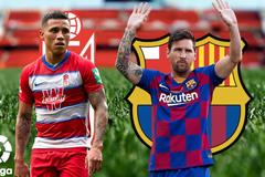 Granada vs Barca: Chờ Messi cứu rỗi nhà vua