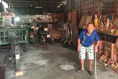 Ông lão Sài Gòn sống bình an trong cơ ngơi 2000m2, 30 năm gom món đồ lạ
