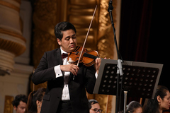 Sau 24 năm, NSƯT Bùi Công Duy chơi lại concerto số 1 thế giới ở TP.HCM