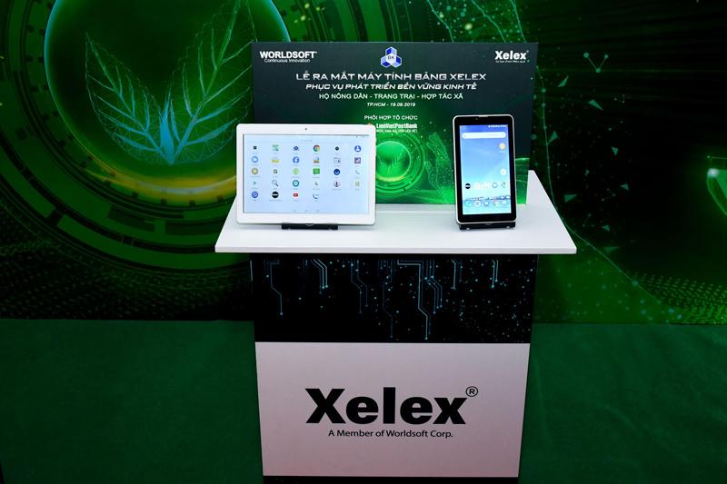 Xelex - máy tính bảng dành cho bà con nông dân