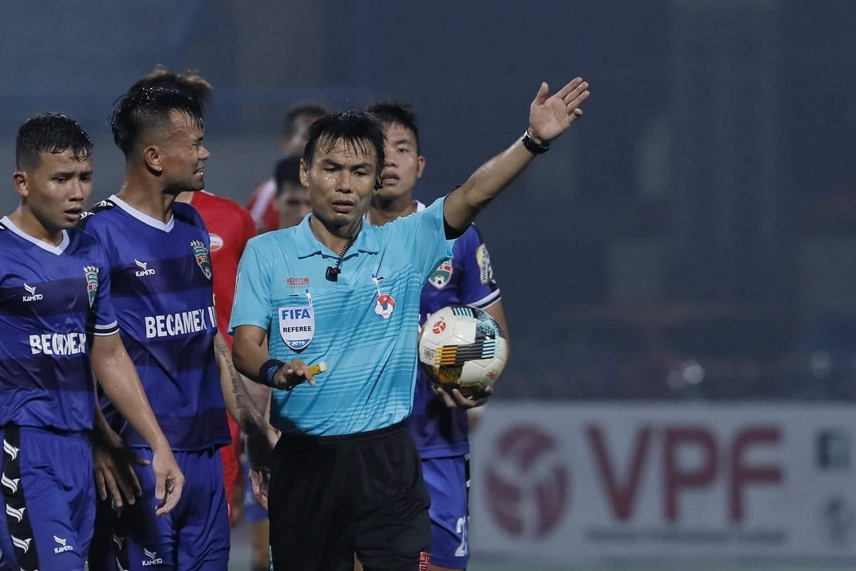 V-League,Viettel,B.Bình Dương,VFF