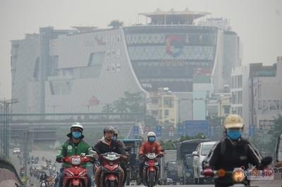 Nơi nào của Sài Gòn 'đội bảng' ô nhiễm không khí