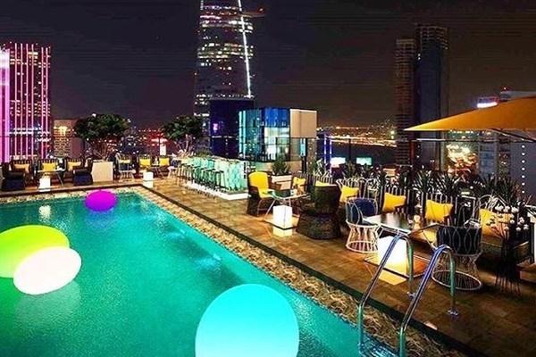 Cao ốc,Cao ốc Sài Gòn One Tower,xây dựng trái phép,quán bar