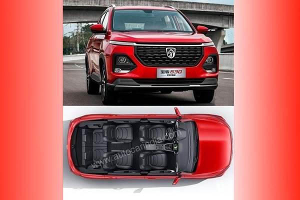 SUV Trung Quốc 6 chỗ ngồi giá gần 500 triệu có gì hấp dẫn?