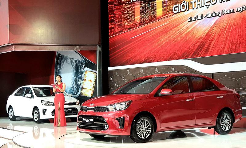 Xe mới giá rẻ, hứa hẹn bùng nổ thị trường Việt