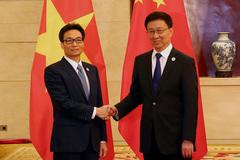 Phó Thủ tướng đề nghị Trung Quốc không để tiếp diễn tình hình phức tạp trên biển