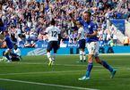 Leicester ngược dòng đánh gục Tottenham