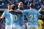 Thắng trận 8-0, Man City phô diễn sức mạnh