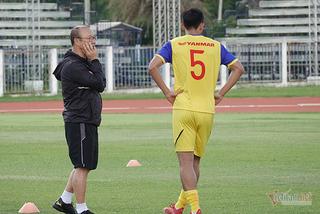 U22 Việt Nam và thầy Park: Phải tính kỹ nếu mơ Vàng SEA Games