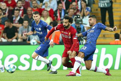 Chelsea vs Liverpool: Đánh chiếm Stamford Bridge