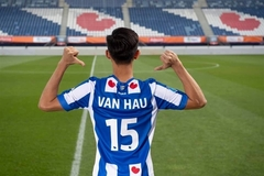 HTV and VTVcab to broadcast matches of VN defender Doan Van Hau in Europe