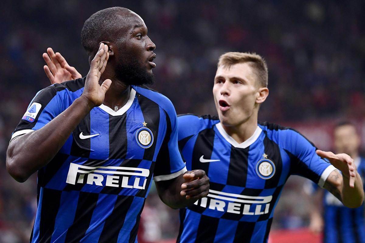Milan,Inter Milan,Romelu Lukaku,Milan vs Inter Milan