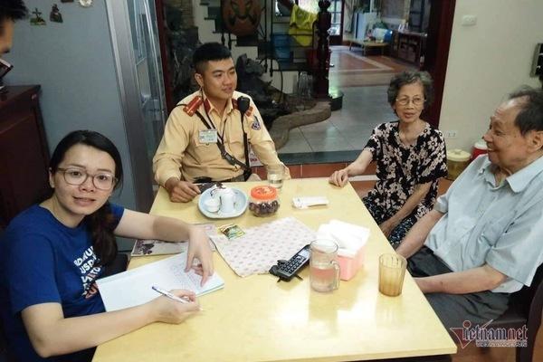 Cảnh sát giao thông,Hà Nội