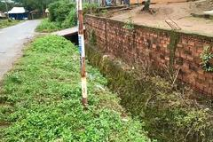 Bé trai 10 tuổi nghi bị nước cuốn mất tích ở Bình Phước