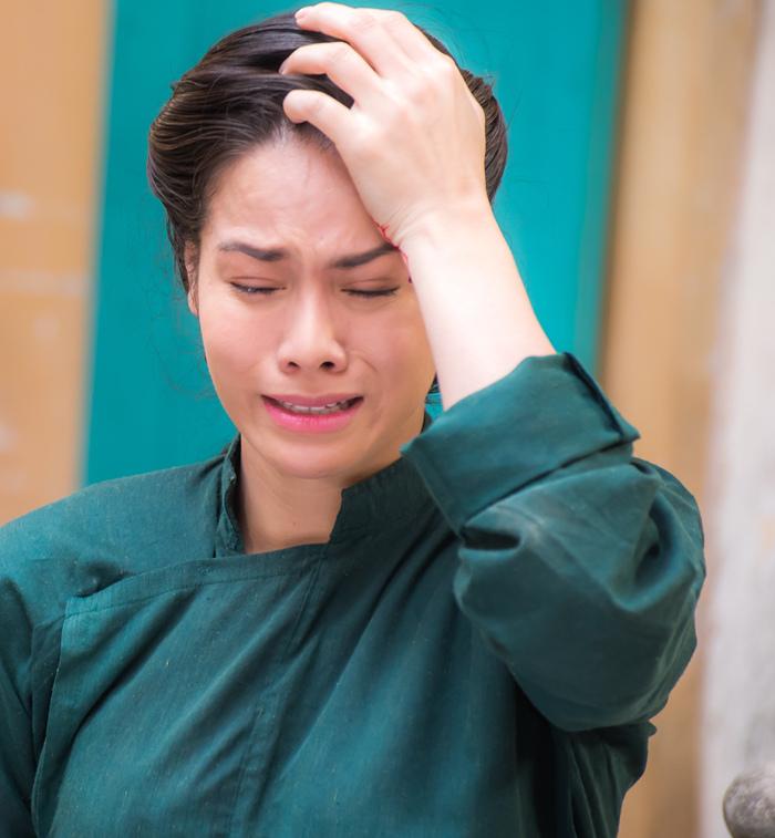 Nhật Kim Anh lên tiếng về 'cảnh nóng' trong phim Tiếng sét trong mưa