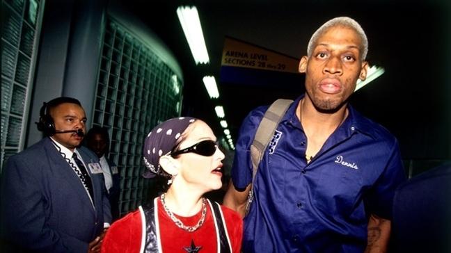 Madonna,Dennis Rodman