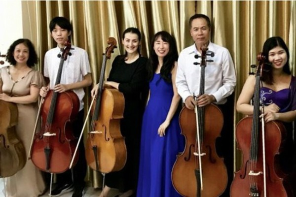 Vietnamese ensemble shares stage with German artists in Hanoi concert