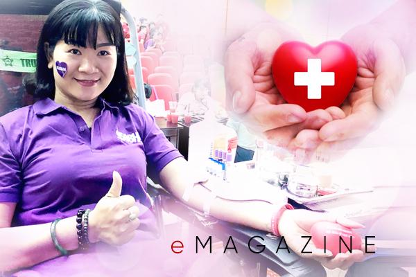 Chuyện người phụ nữ từng bị xa lánh vì lầm tưởng chuyên bán máu