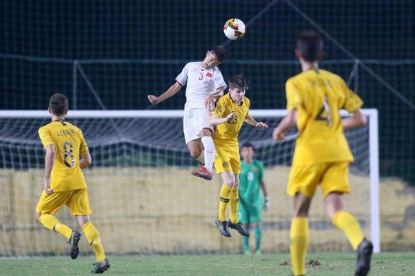 Thua ngược U16 Australia, U16 Việt Nam mất vé dự VCK châu Á