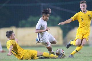 U16 Việt Nam và Thái Lan lỡ vé dự VCK U16 châu Á 2020