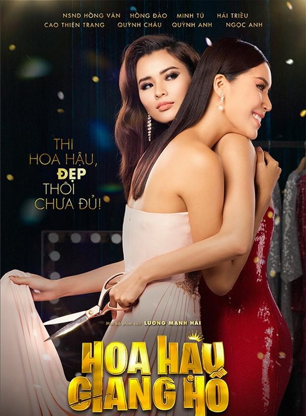 Hoa Hậu Giang Hồ,Minh Tú,Lương Mạnh Hải,phim chiếu rạp