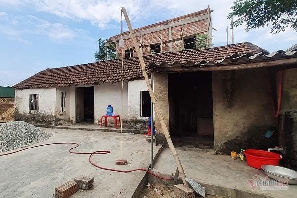 Ngôi nhà mơ ước,người nghèo,hộ nghèo,hà tĩnh,nghi xuân