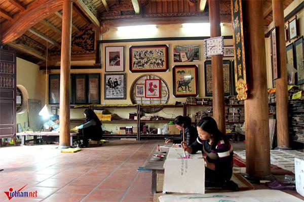 Làng nghề Bắc Ninh - phát triển 'bền' và 'chất'