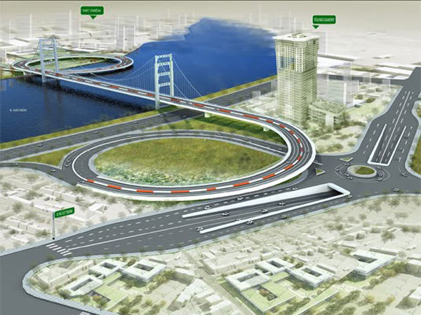 HCM City,contest to design the Thu Thiem Bridge,Thu Thiem Bridge No 4,social news,vietnamnet bridge,english news,Vietnam news,vietnamnet news,Vietnam latest news,Vietnam breaking news,Vietnamese newspaper,news vietnam
