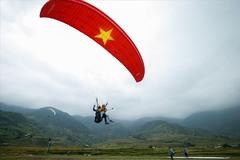 Yen Bai Paragliding Festival 2019 in pictures