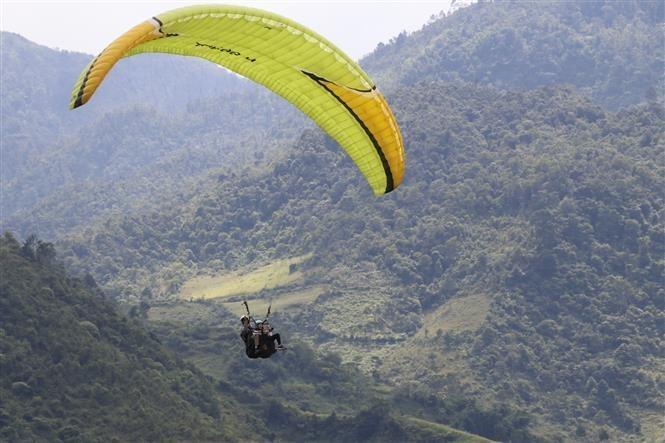 Yen Bai Paragliding Festival 2019,Vietnam entertainment news,Vietnam culture,Vietnam tradition