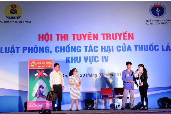 Tp Hồ Chí Minh: Xây dựng mô hình điểm về cai nghiện thuốc lá